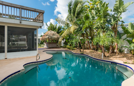Indialantic Canal Front Home – $450,000