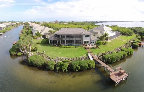 Direct Intracostal Sale in Indian Landing Melbourne Beach