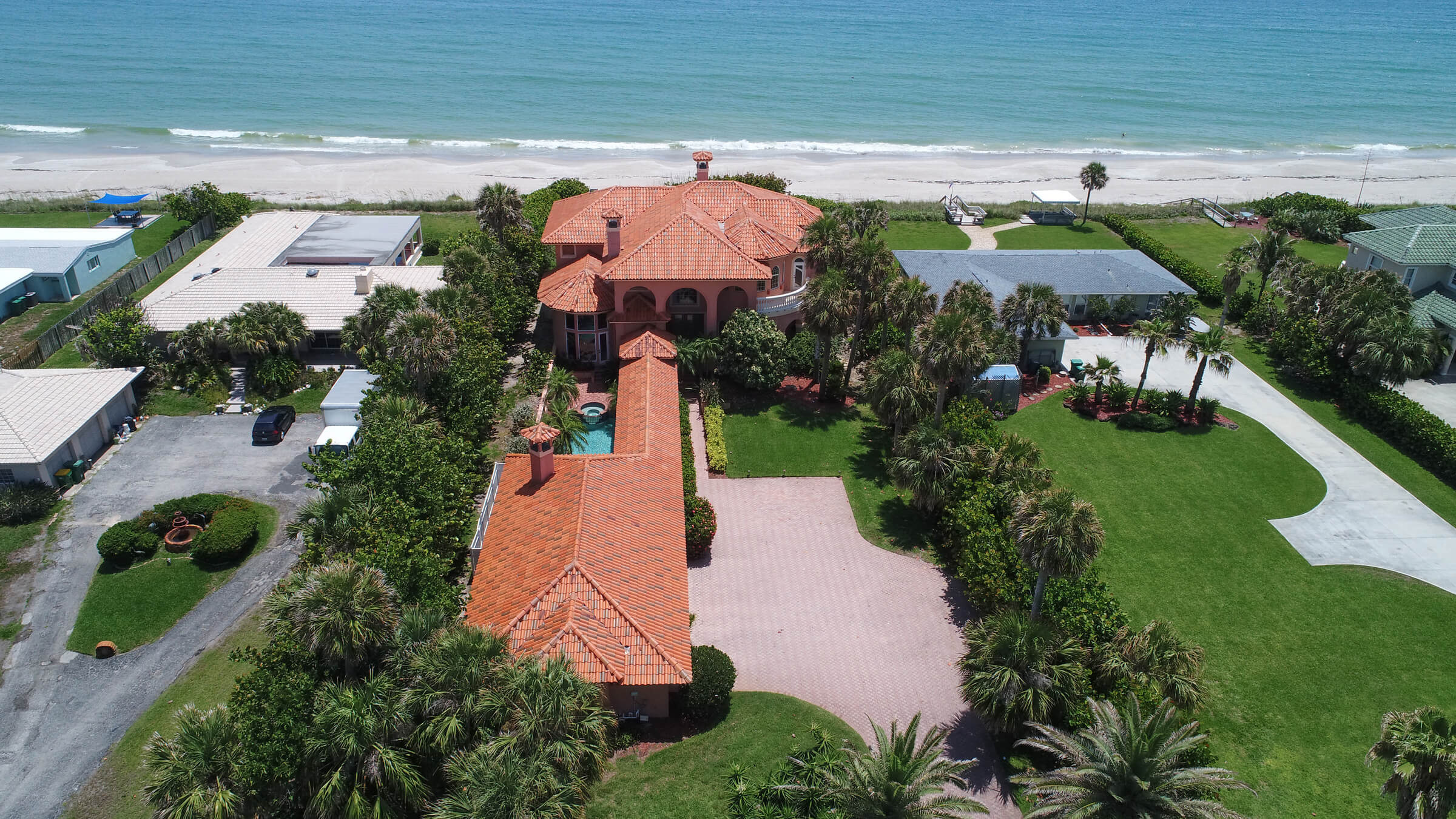 Indialantic Oceanfront Estate