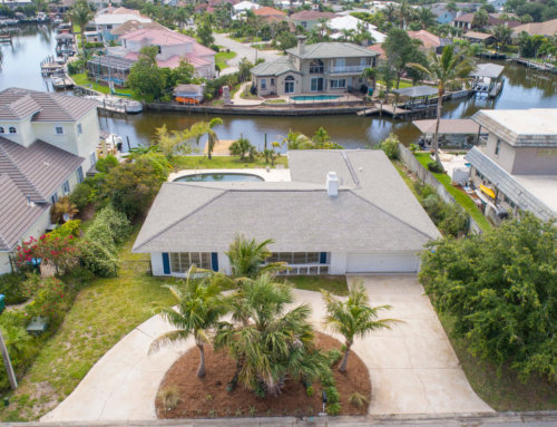 Melbourne Beach Canalfront Pool Home | $625,000